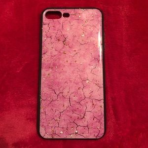 Marble Foiled IPhone 7/8 Plus Case